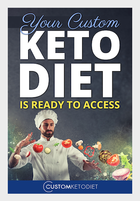 Size Of Plan  Custom Keto Diet
