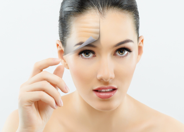 Ageless Natural Beauty Lifting Patches Results